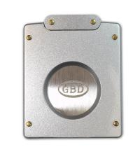 GBD Ultra Slim Cigar Cutter – Matt Silver